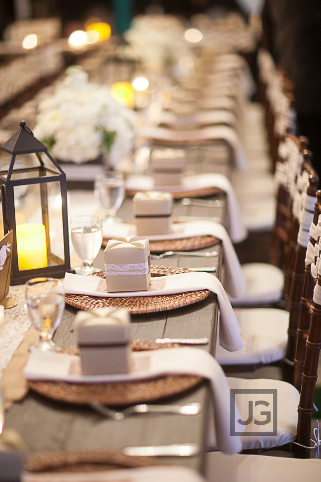 Serendipity Garden Wedding Reception