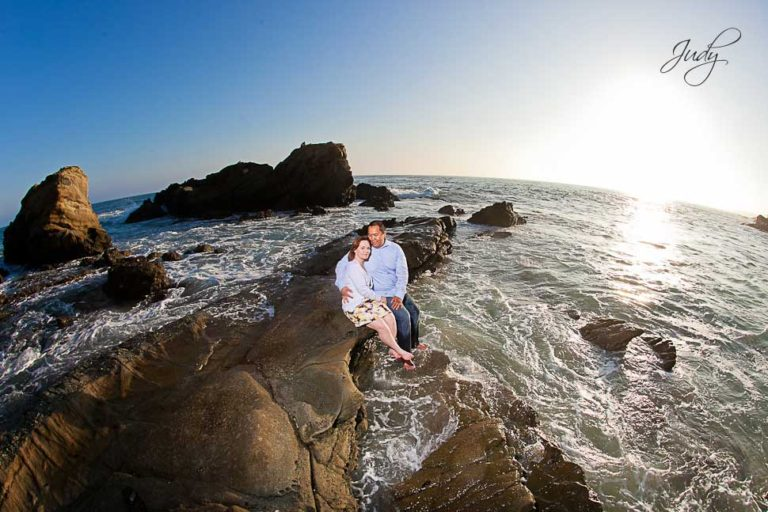 Laguna Beach Engagement Photos | Sasha + Howie