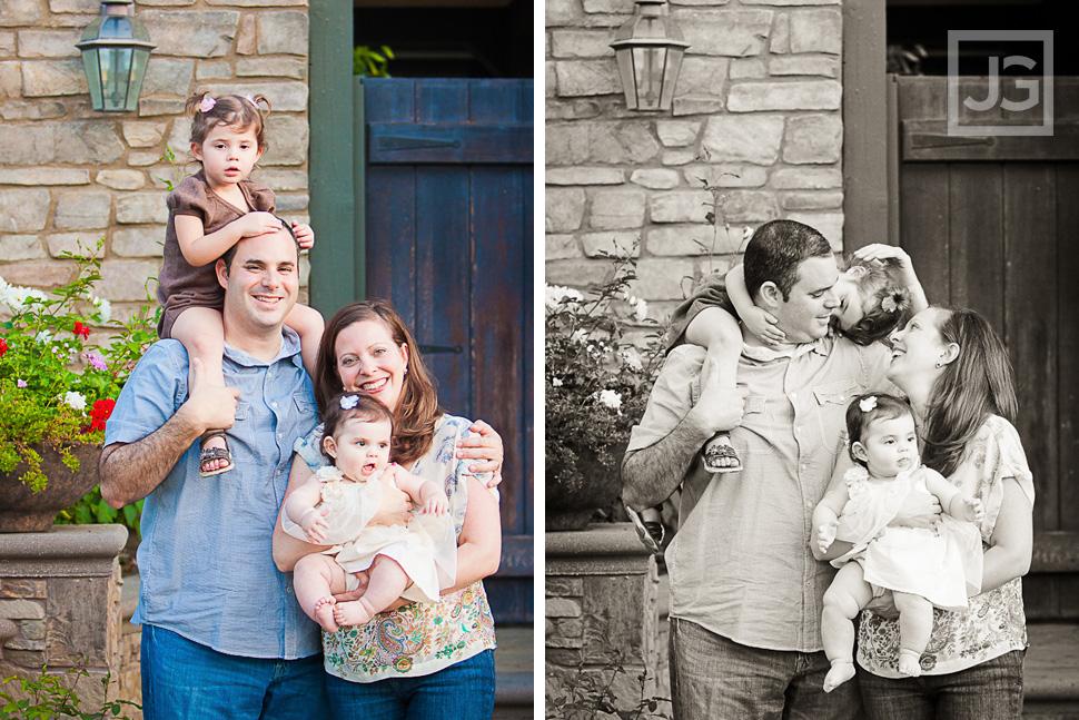 orange county family portrait photography the feld