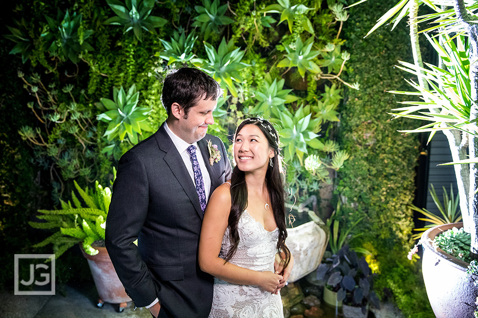 Smog Shoppe wedding photography