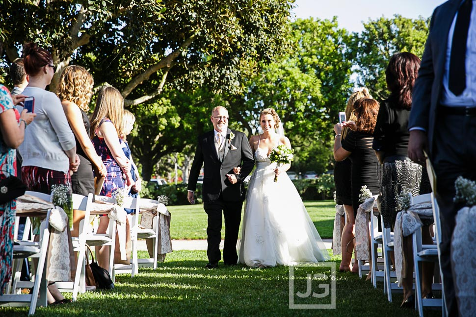 Spanish Hills Wedding Ceremony Camarillo