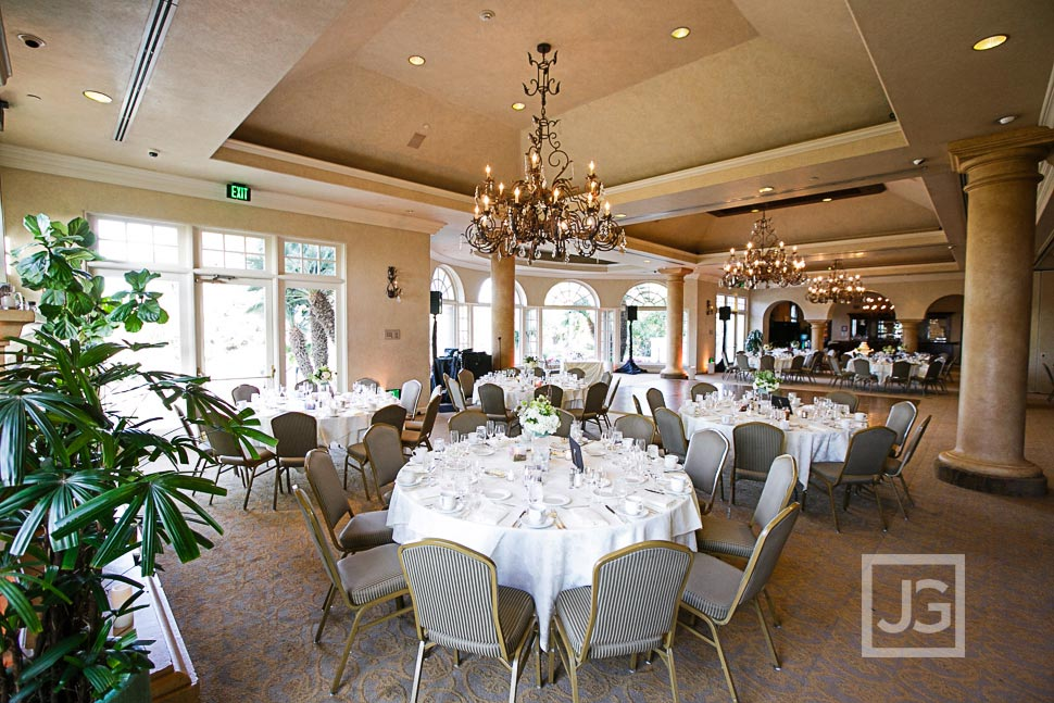 Spanish Hills Wedding Reception