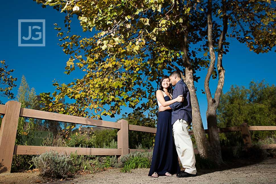 Rancho Santa Fe Engagement Photography
