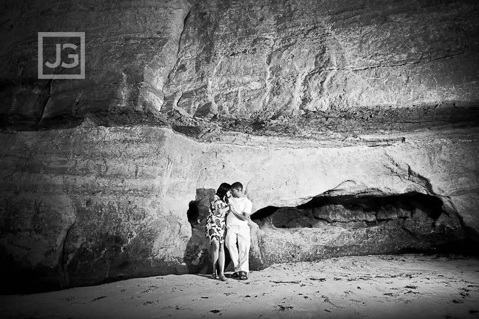 San Diego Engagement Photography at the Beach