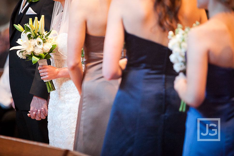 how to hold back tears at a wedding