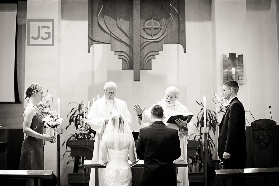 Wedding Ceremony Ascension Lutheran Church