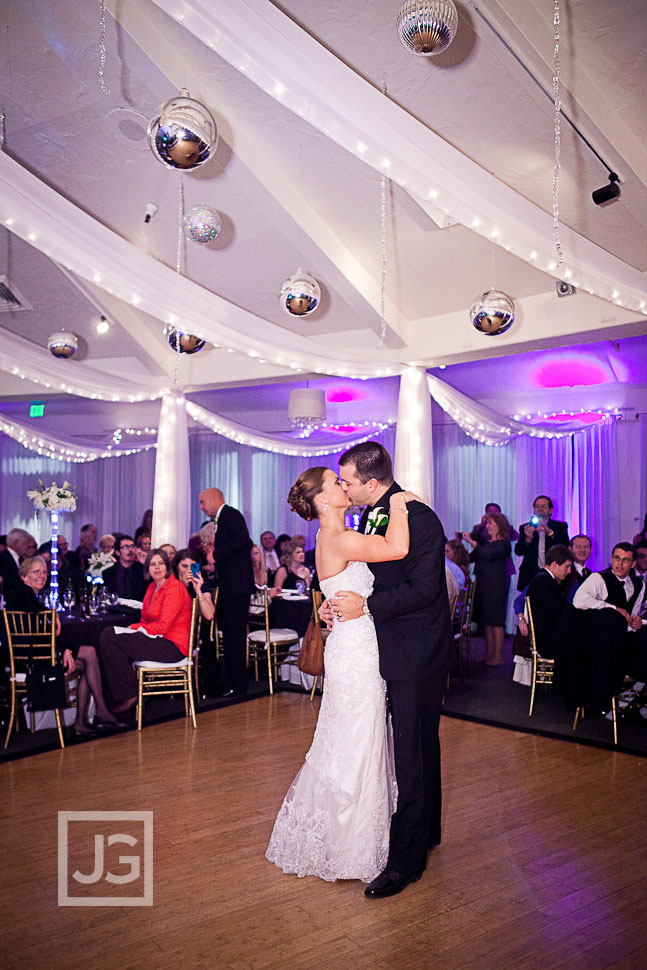 The Vineyards Simi Valley Reception First Dance