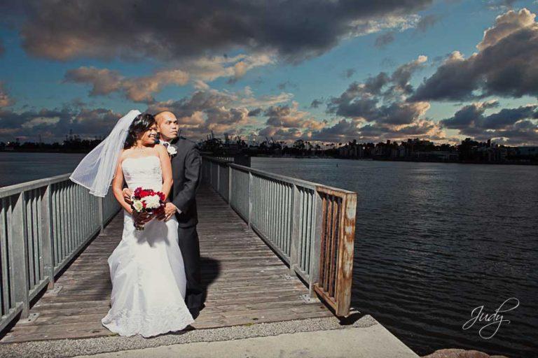 Long Beach Wedding Photography | Trina & Trey