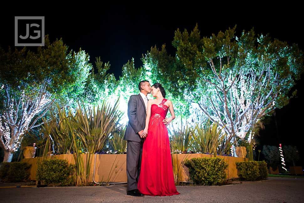 Universal Hilton Wedding Photos