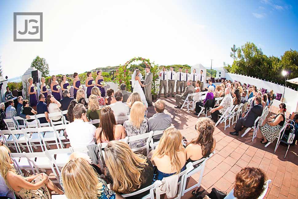 San Clemente Historic Cottage Wedding Photography