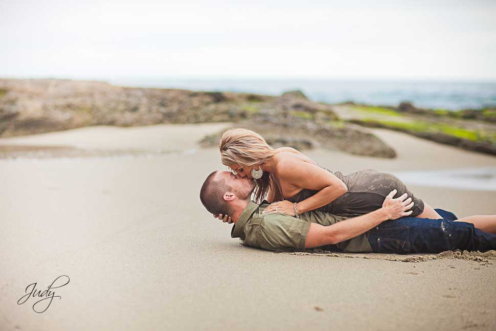 Sexy Engagement Photography Laguna Beach