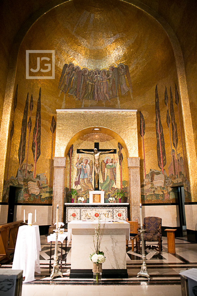 Precious Blood Catholic Church Altar