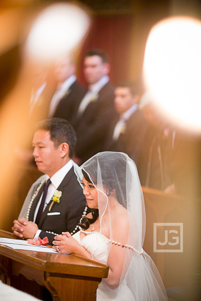 Precious Blood Catholic Church Wedding