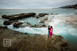 Laguna Beach Engagement Photography, Orange County  | Michelle & Alan