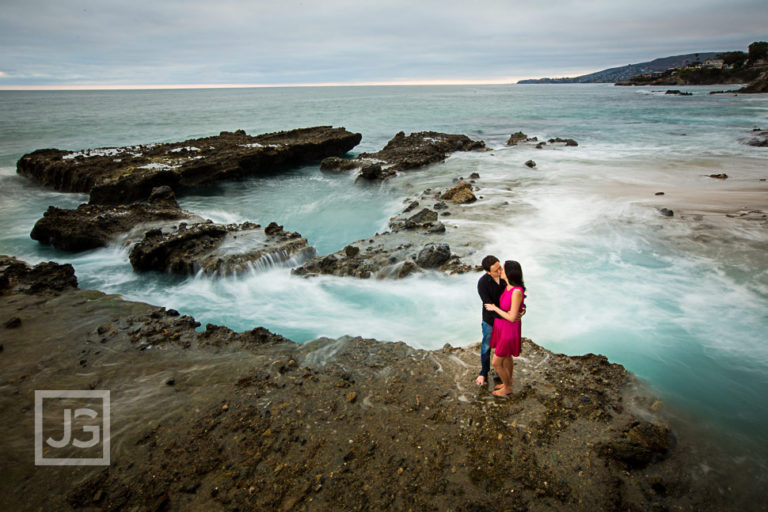 Laguna Beach Engagement Photography, Orange County  | Michelle & Alan
