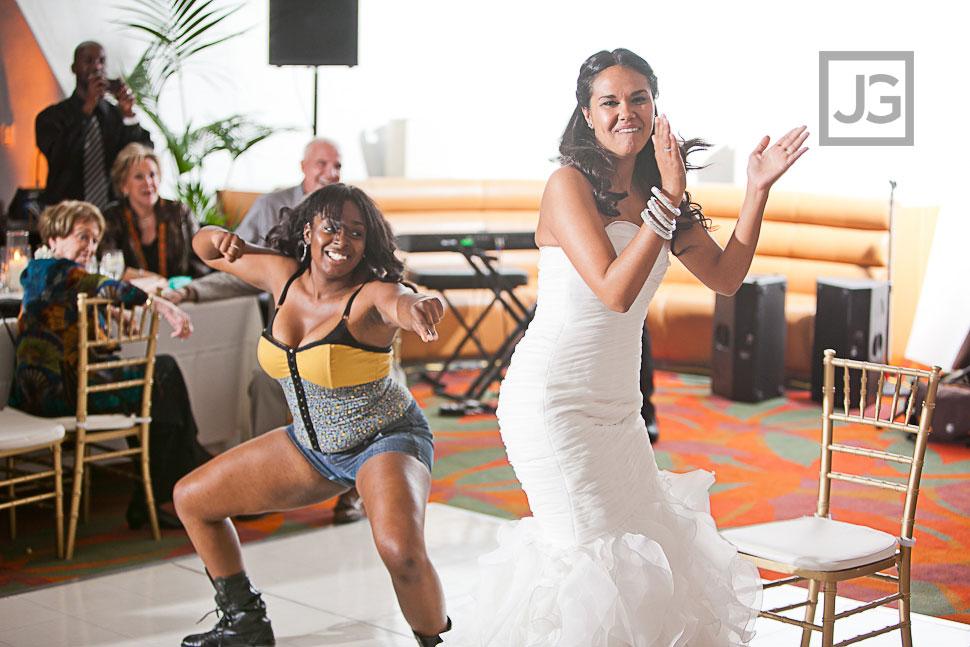 Wedding Booty Dancers