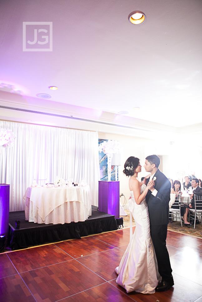 Hilton Waterfront Beach Resort Wedding Reception