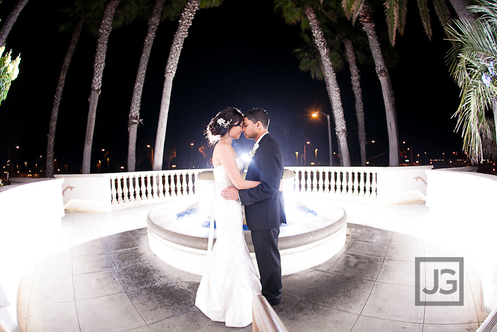 Hilton Waterfront Beach Resort Wedding Photography |  Huntington Beach