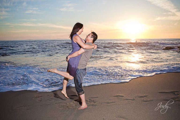 Laguna Beach Engagement Photography | Winnie & Donny