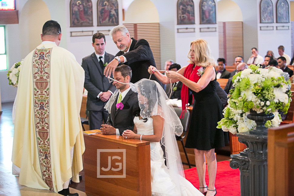 St. Vincent Catholic Church Wedding Ceremony