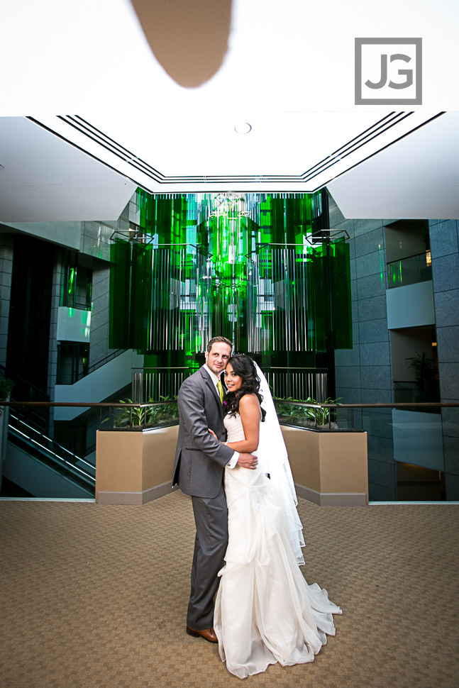 The Westin San Diego Wedding Photography