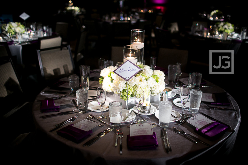 Wedding Reception at The Westin San Diego